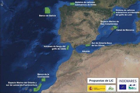 Geocivil 98 - Propuesta del Cañón de Avilés como LIC - Estudios geológicos, geotécnicos y ambientales en Asturias