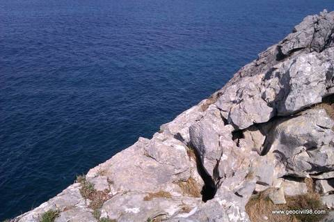 Geocivil 98 - Excursión con escolares - Estudios geológicos, geotécnicos y ambientales en Asturias