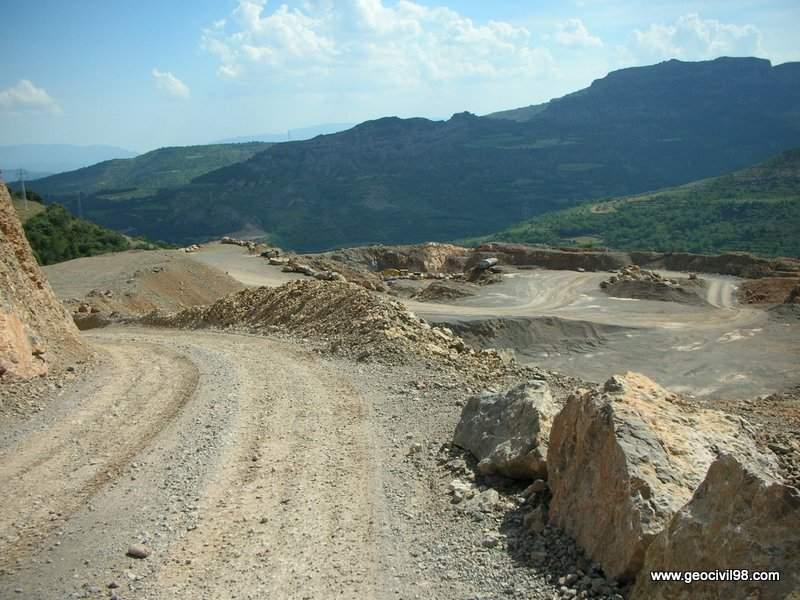 Geocivil 98 - Evaluación ambiental - Estudios geológicos, geotécnicos y ambientales en Asturias