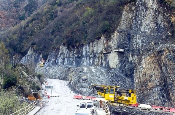 Estudios geotécnicos de obra civil